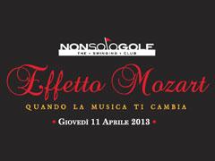 NonSoloGolf 2013 – Effetto Mozart