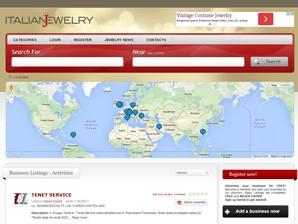 Nuovo sito per Italian Jewelry