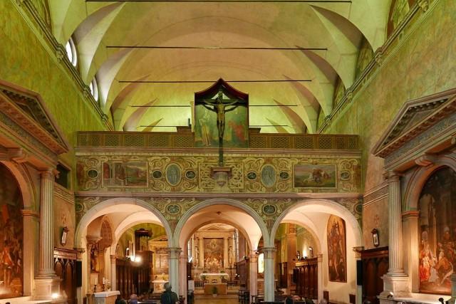 La Chiesa di San Rocco a Vicenza