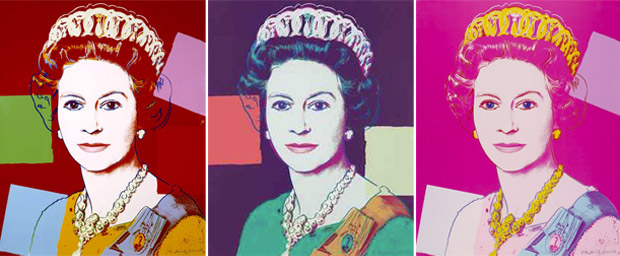Andy Warhol - Reigning Queens