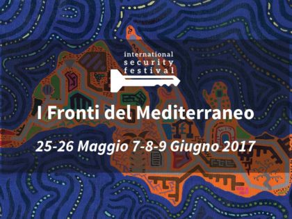 International Security Festival 2017: programma completo