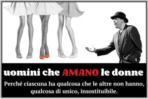 Uomini Che Amano Le Donne: 2 marzo a Montecchio Maggiore
