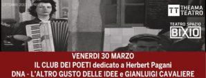 Club dei Poeti dedicato a Herbert Pagani