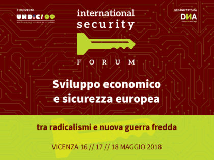 International Security Forum 2018