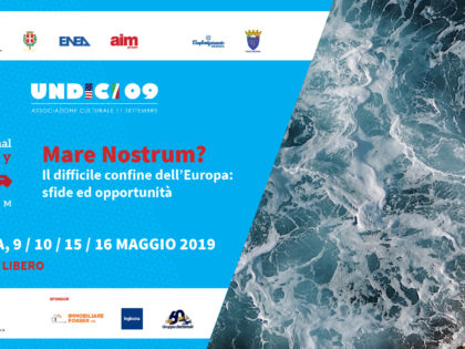 International Security Forum 2019 – Mare Nostrum?